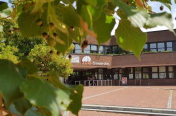 Jährlich hat der Zoo Osnabrück über eine Millionen Besucher.