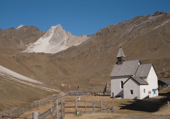 The Schneeberg at an altitude of 2,355 m