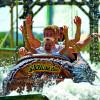 Allgäu Skyline Park boasts two wild water rides.
