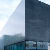 The museum's black cube building will get a white sibling cube in 2015