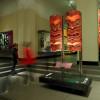 Exhibition hall presenting Maori culture