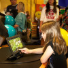 Ipad research station for children