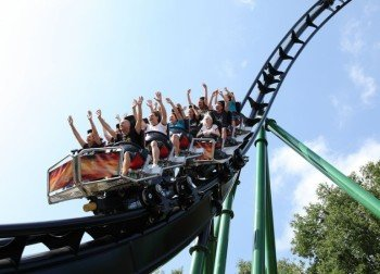 Freischütz is the most extreme Launch Coaster in Germany.