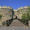 Once a strategic defense building, the Belgrade Fortress serves as a museum today.