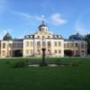 Belvedere Palace in Weimar.