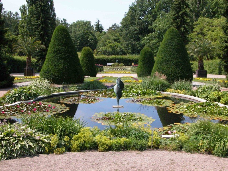 Botanic Garden And Botanic Museum Berlin Dahlem Tourist Attraction Berlin
