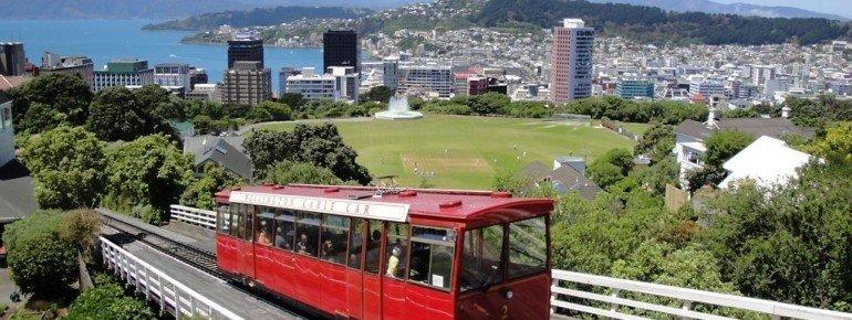 Wellington Cable Car Service