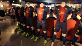 Camp Nou FCBotiga Megastore