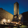 The castel also provides a nice atmosphere for events.