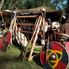 Ortenburg Knight Games take you back to the Middle Ages.