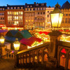 """The formerly small """"Printenmarkt"""" is home to 130 booths nowadays."""