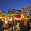 Aachen Christmas market boasts a super cosy atmosphere.