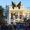 Vienna's Christmas Market is among the most popular ones in Austria.