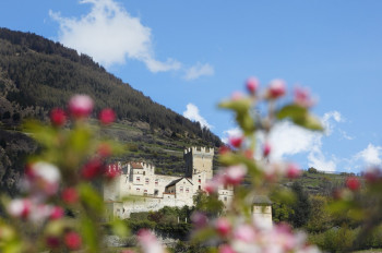 The magnificent Churburg Castle is one of the most beautiful complexes in South Tyrol!