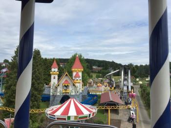 Discover the fairytale castle at Churpfalzpark.