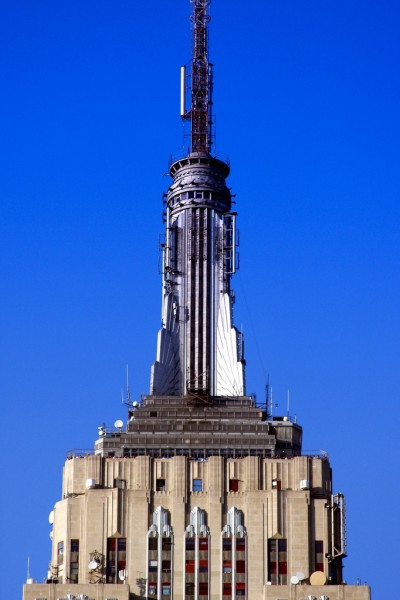 Empire state building tourist attraction new york