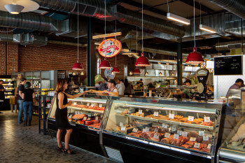 Both Culture Meat + Cheese and Local Butcher Shop offer a wide range of local meats. SK Provisions is the place for rotisserie meats.