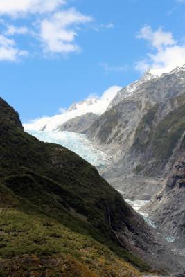 Franz Josef glacial tongue