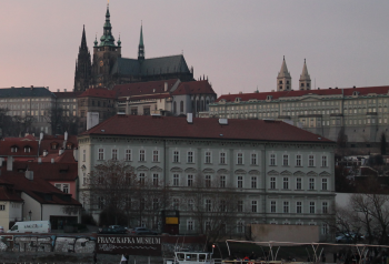 The museum is situated close to Charles Bridge and Prague Castle.