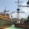 On the boats, the Gardaland pirates put on an exciting daily show with music and acrobatics.