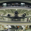 Aeronautical technology exhibition
