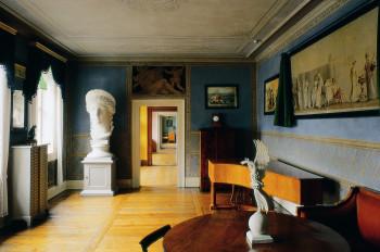 Juno room at Goethe's residence.