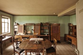 Goethe's study
