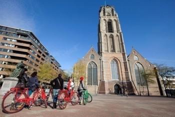 Laurenskerk is a centrally located landmark of Rotterdam
