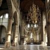 The splendid interior of Laurenskerk