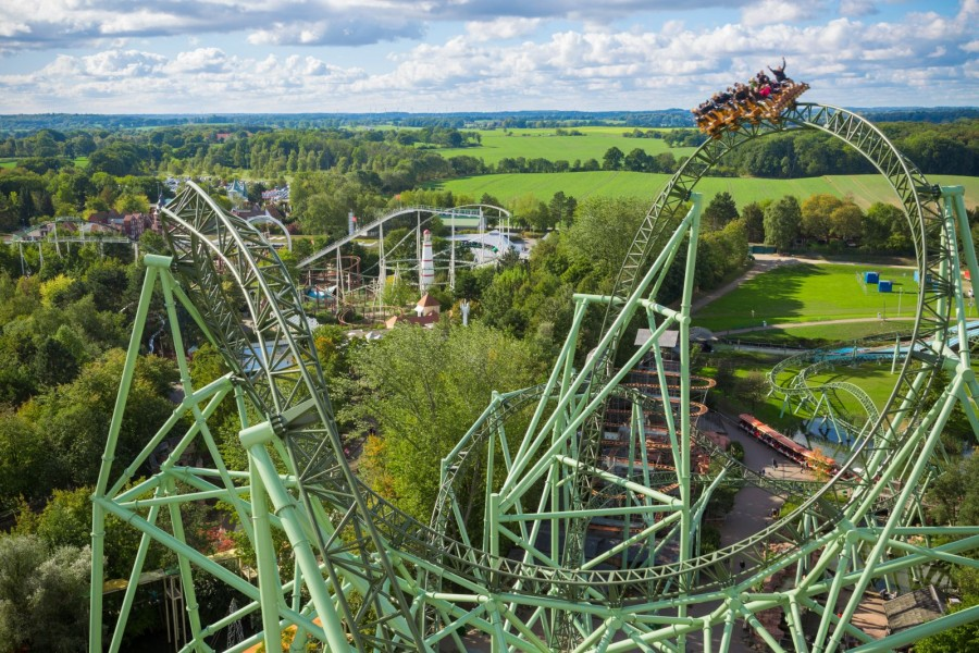 Hansa Park Karte.Hansa Theme Park Sierksdorf Tourist Attraction Sierksdorf