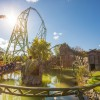 Schlange von Midgard roller coaster was named after the Midgard serpent from Germanic mythology.