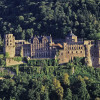 1 million visitors from all over the world come to Heidelberg Castle every year.