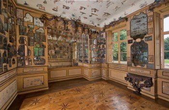 The Chinese Mirror Cabinet.