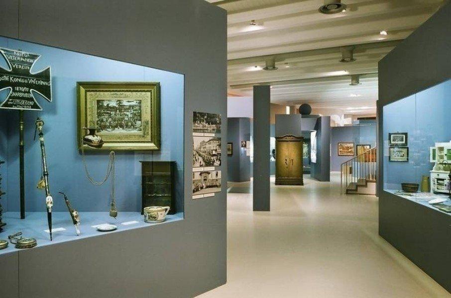 Historical Museum Saar Tourist Attraction Saarbr 252 Cken