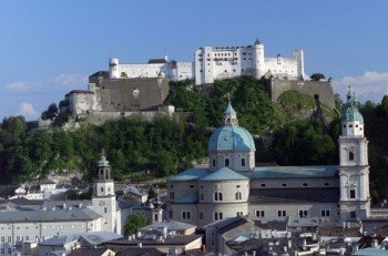 Hohensalzburg Fortress is 900 years old
