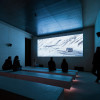 A small cinema is also part of the exhibition. At the screening room, you can watch the spectacular pursuit on Ötztal Glacier Road.