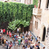 Biggest attraction in Verona: visiting Juliet's house you are always surrounded by tourists.