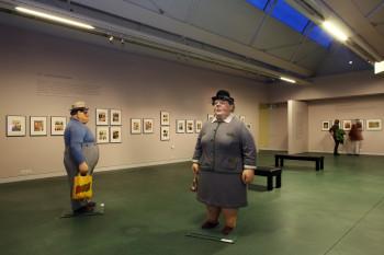 """""""Für immer Deix"""" Exhibition"""