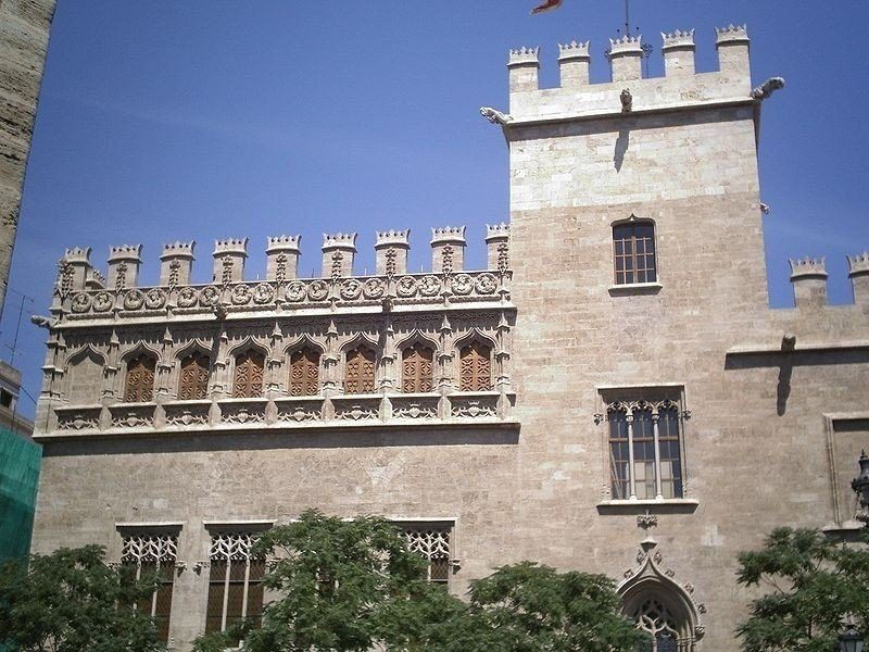 La Lonja de la Seda (Silk Exchange) • Tourist Attraction Valencia