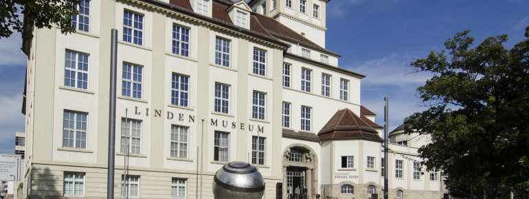 Linden-Museum Stuttgart is among the top ethnological museums in Europe.
