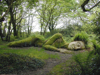 The Lost Gardens have been in a deep slumber for many decades as well.