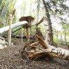 Forest playground Hexensteig