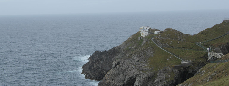 The Mizen Peninsula is the southernmost of Ireland's four southwestern peninsulas.