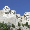 Mount Rushmore - the largest artwork ever to be engraved in stone