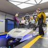 In warp speed you get into new galaxies on Star Trek: Operation Enterprise.