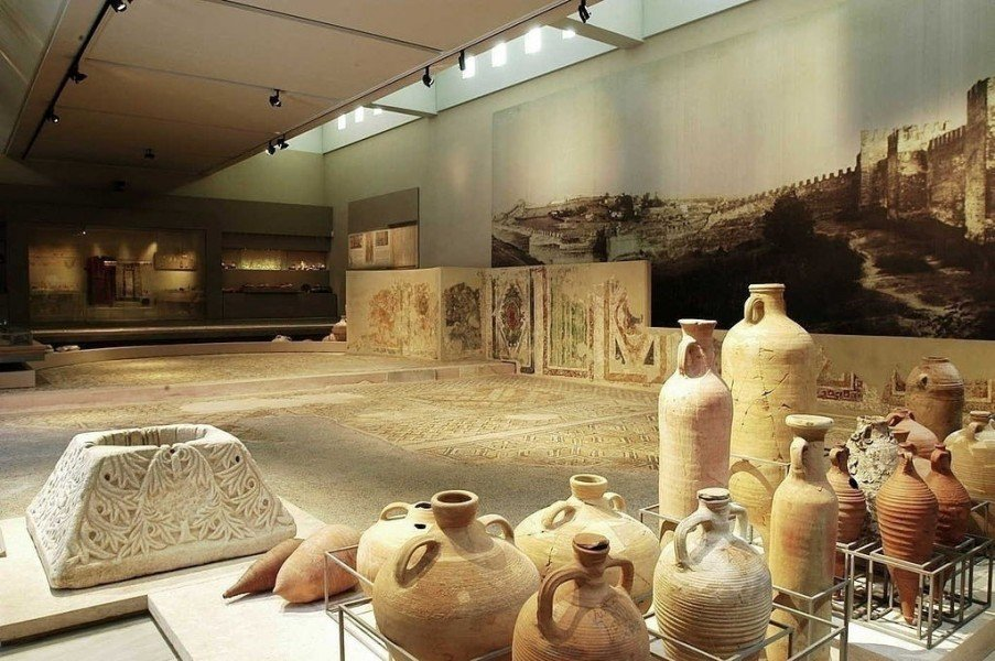 Image Gallery Museum of Byzantine Culture • Pictures • Images