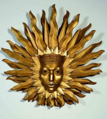 A sample of the Luis Trenker collection: sun mask
