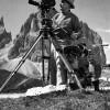 Snap shot of Luis Trenker in 1950