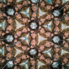 Kaleidoscopes are a classic in optical illusions.