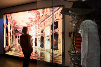 There are three exhibition areas to discover in the museum.